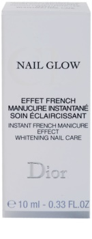 Dior Nail Glow bělicí lak na nehty