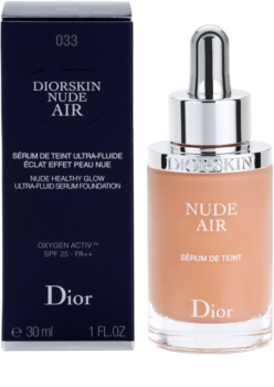 Dior Diorskin Nude Air Liquid Foundation SPF 25