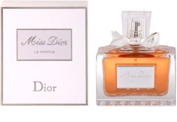 Dior Miss Dior Le Parfum parfém pre ženy 75 ml