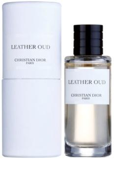 Dior La Collection Privée Christian Dior Leather Oud eau de parfum férfiaknak 7,5 ml