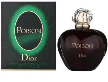 Dior Poison eau de toilette nőknek 100 ml