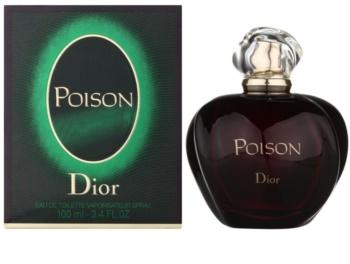 Dior Poison eau de toilette pentru femei 100 ml