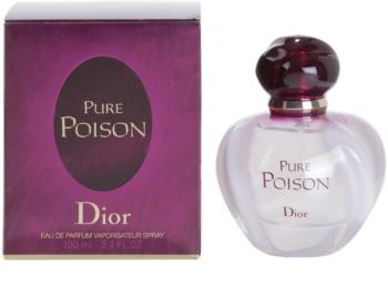 Dior Pure Poison eau de parfum per donna 100 ml