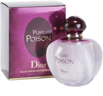 Dior Pure Poison eau de parfum para mujer 100 ml