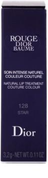 Dior Rouge Baume поживна помада з розгладжуючим ефектом