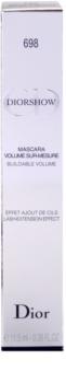 Dior Diorshow Mascara туш для об'єму та подовження вій