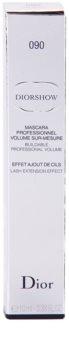 Dior Diorshow Mascara řasenka pro prodloužení a zahuštění řas