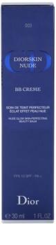 Dior Diorskin Nude crema BB iluminadora SPF 10