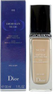 Dior Diorskin Nude make up lichid  SPF15