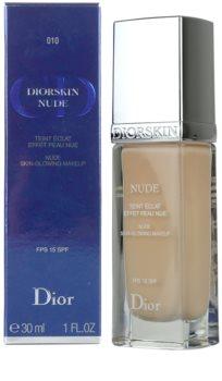 Dior Diorskin Nude make up lichid  SPF 15