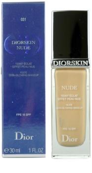Dior Diorskin Nude folyékony make-up SPF 15