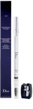 Dior Sourcils Poudre tužka na obočí s ořezávátkem