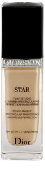 Dior Diorskin Star make-up pentru luminozitate SPF30