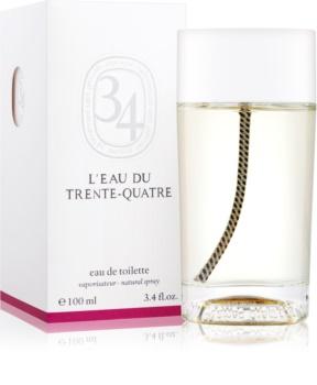 Diptyque L'Eau du 34 Eau de Toilette unisex 100 ml
