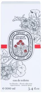 Diptyque Geranium Odorata toaletná voda unisex 100 ml