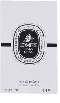 Diptyque L'Ombre Dans L'Eau toaletná voda pre ženy 100 ml
