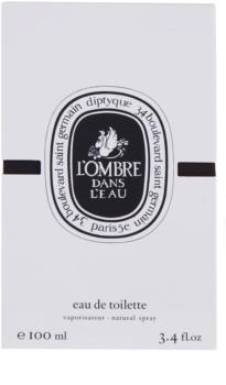 Diptyque L'Ombre Dans L'Eau toaletna voda za ženske 100 ml