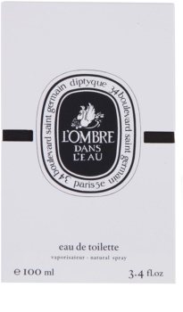 Diptyque L'Ombre Dans L'Eau toaletní voda pro ženy 100 ml