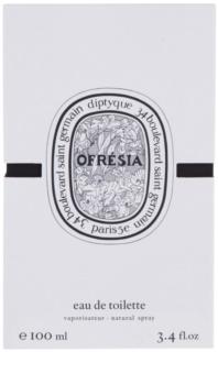 Diptyque Ofresia Eau de Toilette für Damen 100 ml