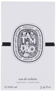 Diptyque Tam Dao Eau de Toillete unisex 100 μλ