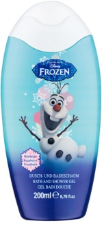 Disney Cosmetics Frozen Badschuim en Douchegel 2in1