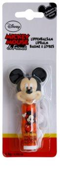 Disney Cosmetics Mickey Mouse & Friends balzam na pery s ovocnou príchuťou
