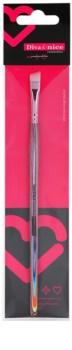 Diva & Nice Cosmetics Professional pensula pentru aplicarea fardului de ochi