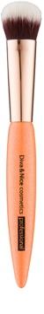 Diva & Nice Cosmetics Professional iluminator pensulă corectoare