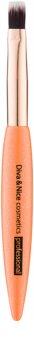 Diva & Nice Cosmetics Professional pensula pentru buze