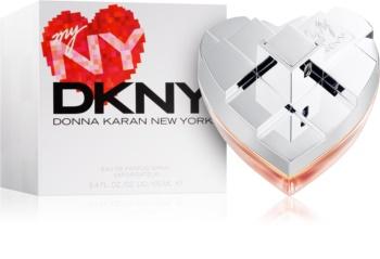 DKNY My NY Eau de Parfum voor Vrouwen  100 ml