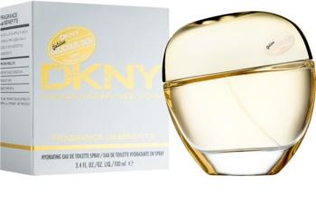 DKNY Golden Delicious Skin Hydrating Eau de Toilette voor Vrouwen  100 ml