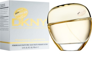 DKNY Golden Delicious Skin Hydrating toaletná voda pre ženy 100 ml