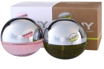 DKNY Be Delicious + Be Delicious Fresh Blossom set cadou II.