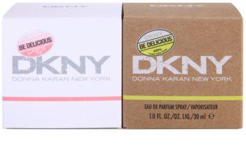 DKNY Be Delicious + Be Delicious Fresh Blossom dárková sada II.