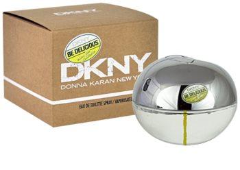 DKNY Be Delicious Eau de Toilette für Damen 50 ml