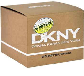 DKNY Be Delicious toaletná voda pre ženy 50 ml