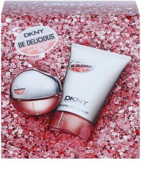 DKNY Be Delicious Fresh Blossom darčeková sada III.