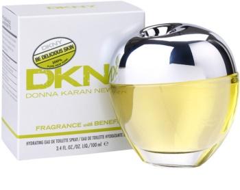 DKNY Be Delicious Skin eau de toilette nőknek 100 ml