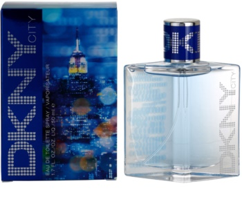 DKNY City Eau de Toilette for Men 50 ml