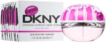 DKNY Be Delicious City Girls Chelsea Girl Eau de Toilette para mulheres 50 ml
