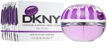 DKNY Be Delicious City Girls Nolita Girl toaletná voda pre ženy 50 ml