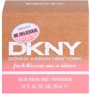DKNY Be Delicious Fresh Blossom Eau So Intense Eau de Parfum voor Vrouwen  30 ml