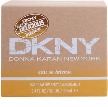 DKNY Golden Delicious Eau so Intense eau de parfum nőknek 100 ml