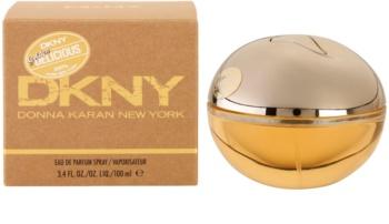 dkny golden delicious eau de parfum f r damen 100 ml. Black Bedroom Furniture Sets. Home Design Ideas