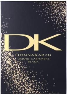 DKNY Liquid Cashmere Black coffret cadeau II.