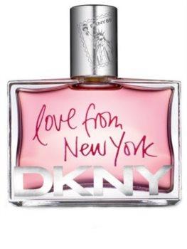dkny love from new york women eau de parfum f r damen 48. Black Bedroom Furniture Sets. Home Design Ideas