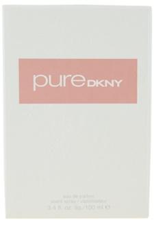 DKNY Pure A Drop of Rose Eau de Parfum voor Vrouwen  100 ml