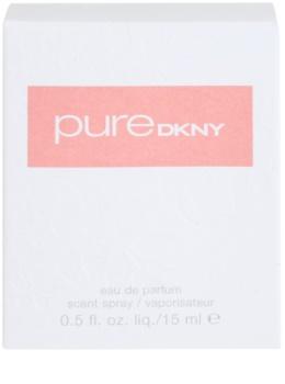 DKNY Pure A Drop of Rose eau de parfum pentru femei 15 ml