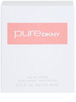 DKNY Pure A Drop of Rose eau de parfum per donna 15 ml