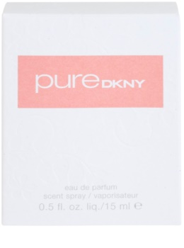 DKNY Pure A Drop of Rose Eau de Parfum voor Vrouwen  15 ml